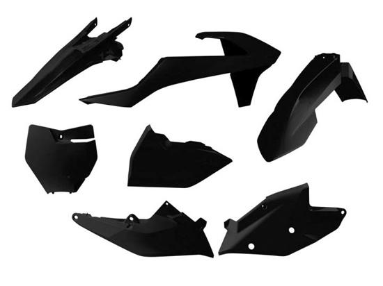 Kit plastique KTM 6 pièces