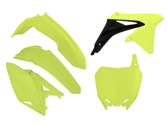 Kit plastique Suzuki 5 pièces
