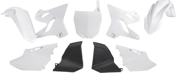 Kit plastique Yamaha 6 pièces