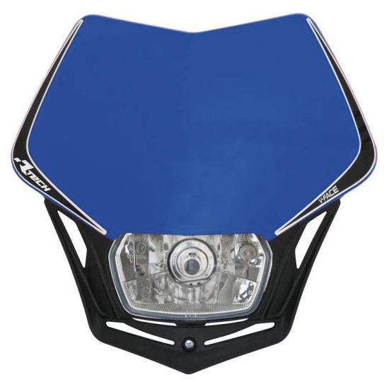 Plaque phare V-face