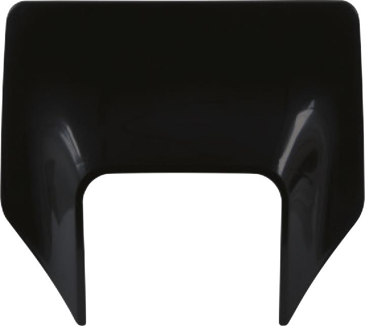 RMASKHSQNR17 Plaque phare noir