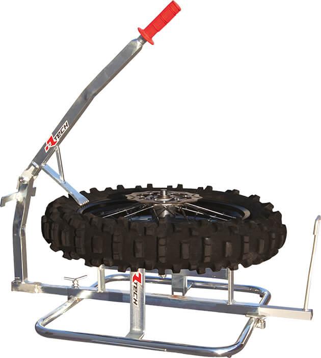 RSMONTAG0018 support Rtech remplacement pneu Evolution