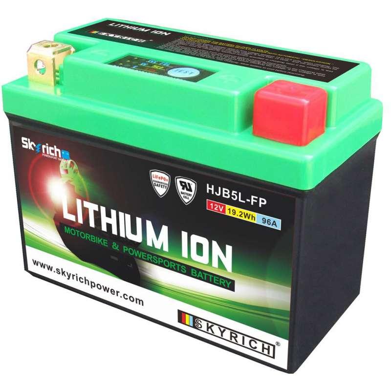 Batterie SKYRICH Lithium HJB5L-FP