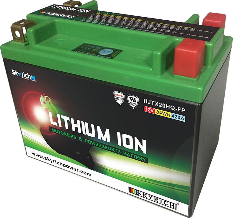 Batterie SKYRICH Lithium HJTX20HQ-FP