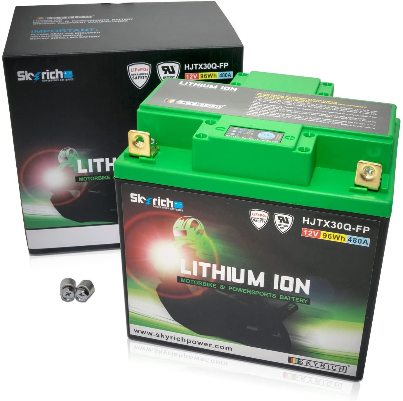 Batterie SKYRICH Lithium HJTX30Q-FP