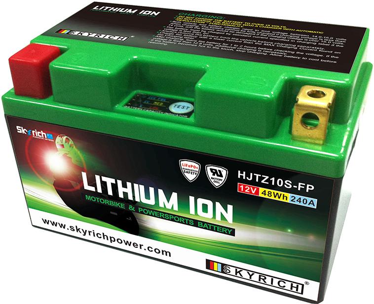 Batterie SKYRICH Lithium HJTZ10S-FP