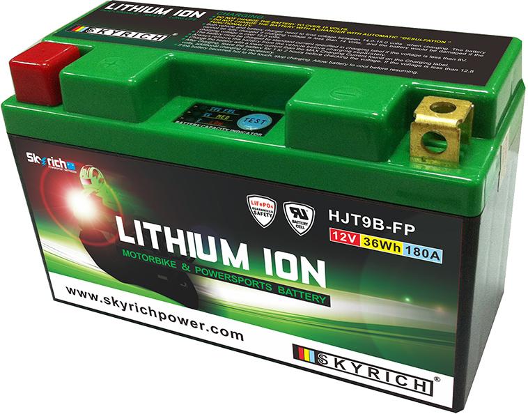 Batterie SKYRICH Lithium HJT9B-FP
