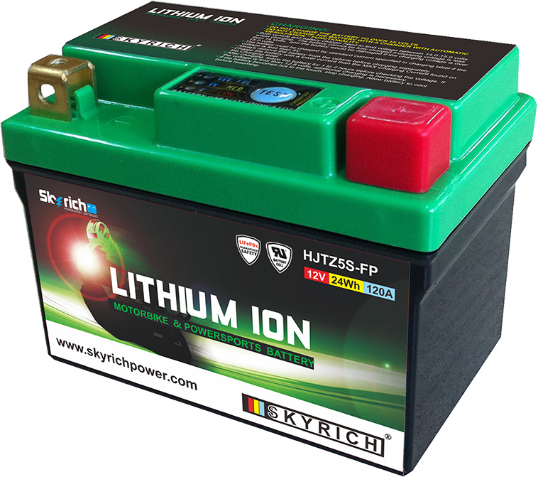 Batterie SKYRICH Lithium HJTZ5S-FP