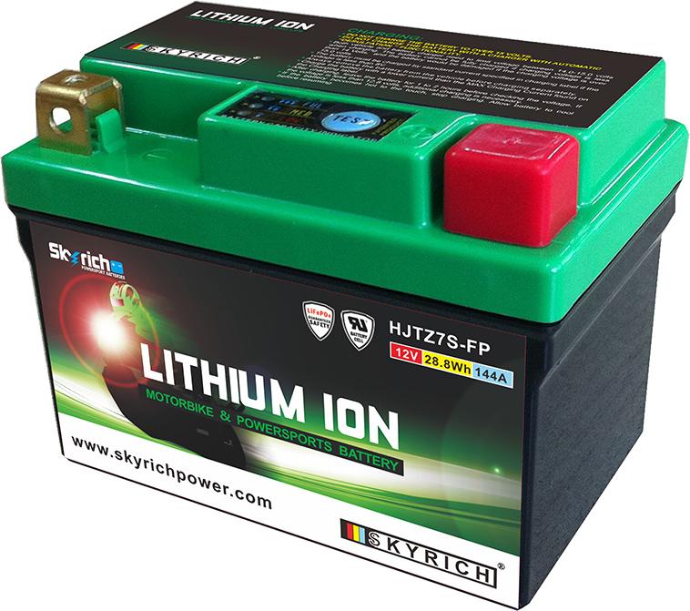 Batterie SKYRICH Lithium HJTZ7S-FP