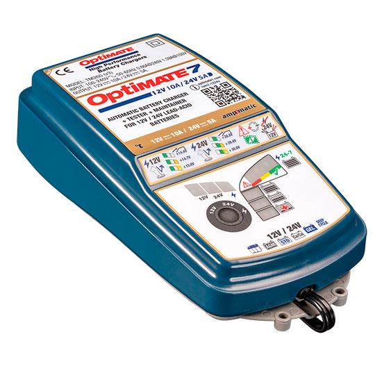 *OPTIMATE 7 12V-24V Chargeur testeur TM-260 v3