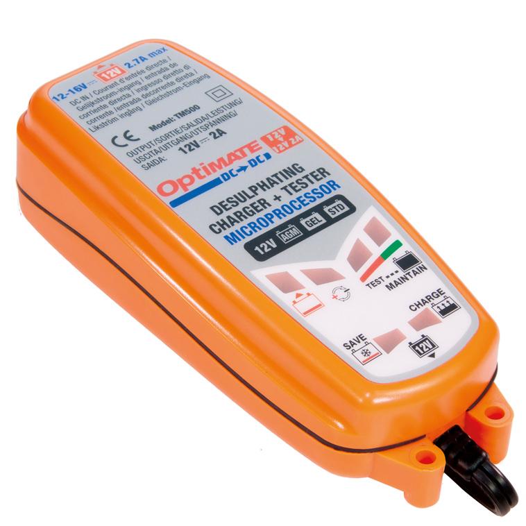 Chargeur 12 V de batterie à batterie