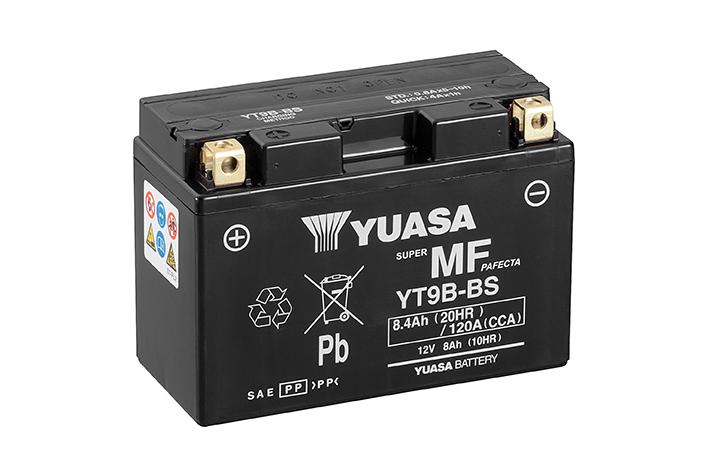 BATTERIE YUASA YT9B-BS