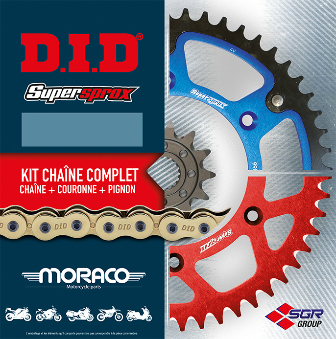 Kit TRIUMPH Sprint ST 1050 05-