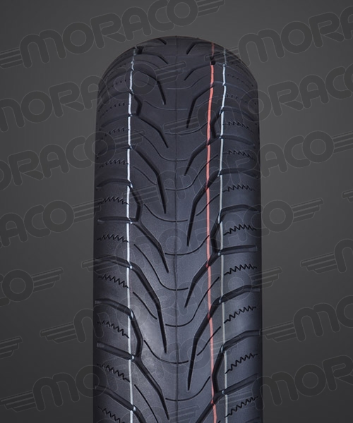 VEE RUBBER 100/80-17 VRM 396 TBL MANHATTAN